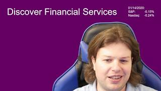 Discover Financial Services Stock Analysis | Dividend Investing | Value Investing | DFS