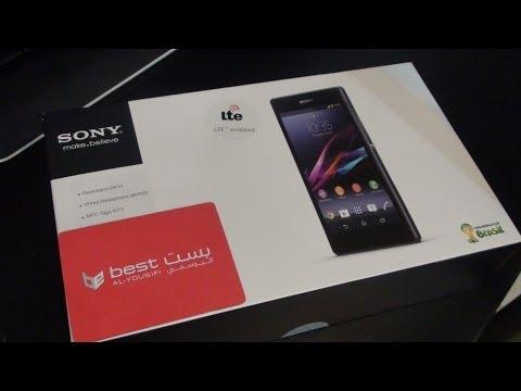 سوني اكسبيريا زد1 مراجعة كاملة - Sony Xperia Z1