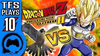 Dragon Ball Z LEGACY OF GOKU 2 Part 10 - TFS Plays