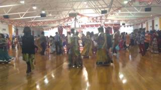 Auckland garba 2013 At Gandhi hall, New Zealand day 4
