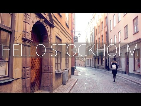 Hello Stockholm | Travel Diary | Portgas D Alex