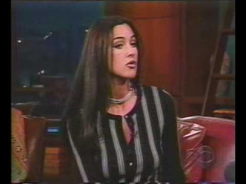Monica Bellucci - [Dec-2000] - interview (part 1)