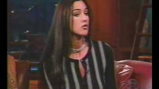 Monica Bellucci - [Dec-2000] - interview (part 1)