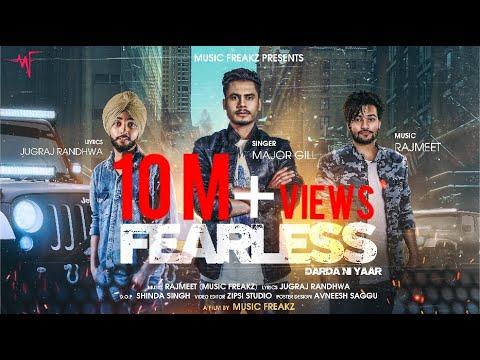 Fearless (Darda ne Yaar) Majar Gill FT Rajmeet (Music Freakz) Full Video punjabi Song