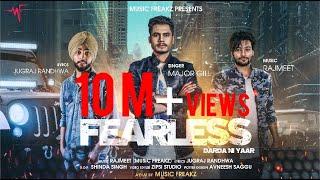 Fearless (Darda ne Yaar) Majar Gill FT Rajmeet (Music Freakz) …