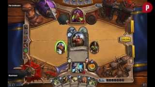 hearthstone heroes of warcraft how to unlock the rogue deck