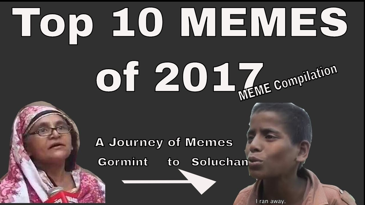 maxresdefault top 10 indian memes of 2017 2017 meme compilation india