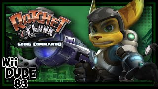 Ratchet & Clank: Going Commando Review (PS2) - WiiDude83