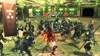 Sengoku Basara Samurai Heroes - PS3,WII
