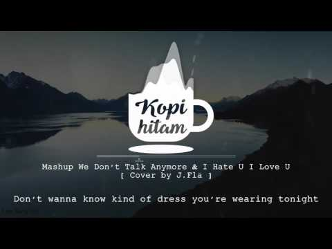 Lyric Mashup We Don't Talk Anymore & I...