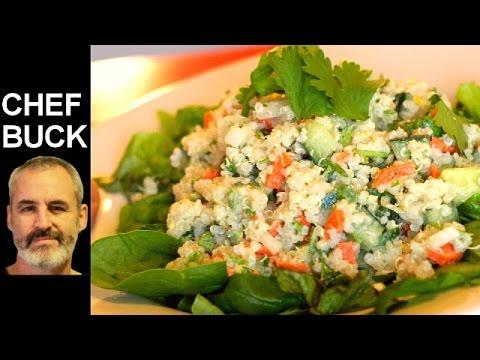 Quinoa Recipe Bánh Mì Style
