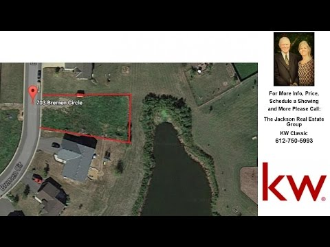 703 Bremen Circle, Waverly, MN Presented by The Jackson Real Estate Group.