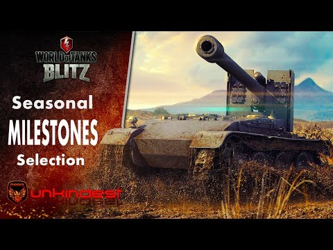 WoT Blitz Seasonal Milestones    Collection pt 1