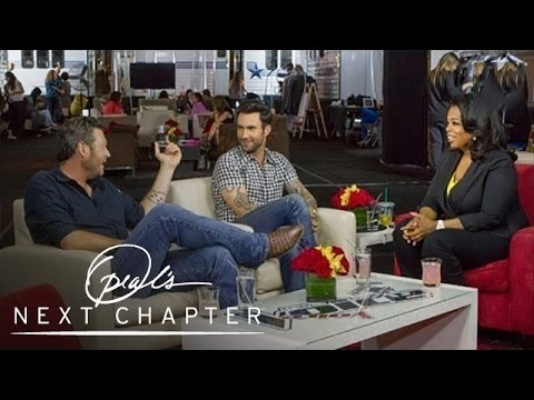 First Look: Adam Levine's Tattoos Explained | Oprah's Next Chapter | Oprah Winfrey Network