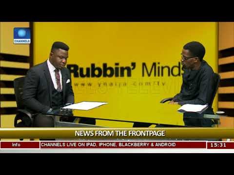 Analyst Condemns Buhari's Visit To Lagos Amidst National Security Challenges |Rubbin' Minds|