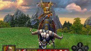 обзор Heroes of Might and Magic V: Повелители Орды