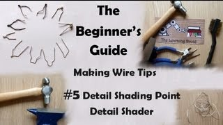The Beginner's Guide - Making Wire Point Tips - Detail Shader Bit - #5