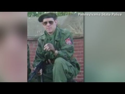 Pa. police:  Suspect Eric Frein captured