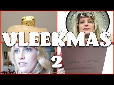 #VLEEKMAS 2! 🎄 More Louis Vuitton, New Hair, Hidden Bear Project