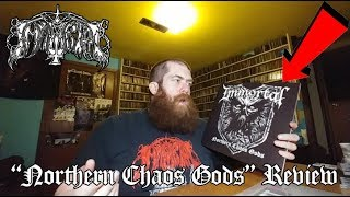 """Immortal's """"Northern Chaos Gods"""" REVIEW!!"""
