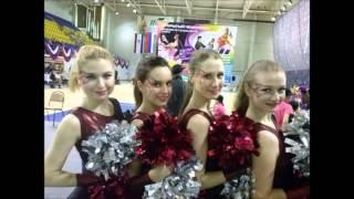 Федерация спортивных танцев и Черлидинга Самарской области. Команда КАПРИЗ