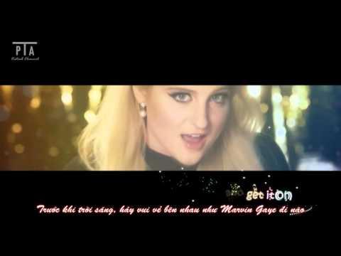 Lyrics + Vietsub Charlie Puth   Marvin Gaye ft  Meghan Trainor
