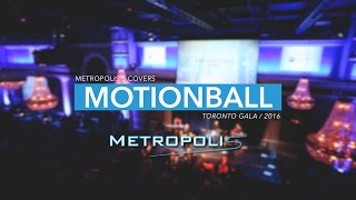 motionball 2016: A Night in the Woods