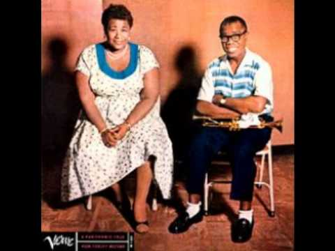 Ella Fitzgerald & Louis Armstrong  The Nearness Of You