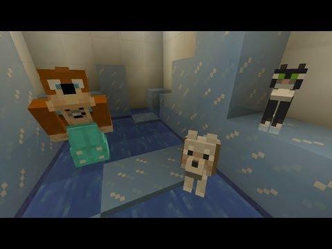 Minecraft Xbox - Caring Cat [194]