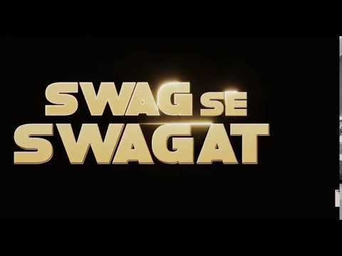 Swag Se Swagat Song   Official Teaser  ...