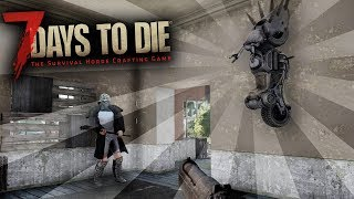 LA MOTO SPIDERMAN - 7 DAYS TO DIE (A17) #6 | Gameplay Español