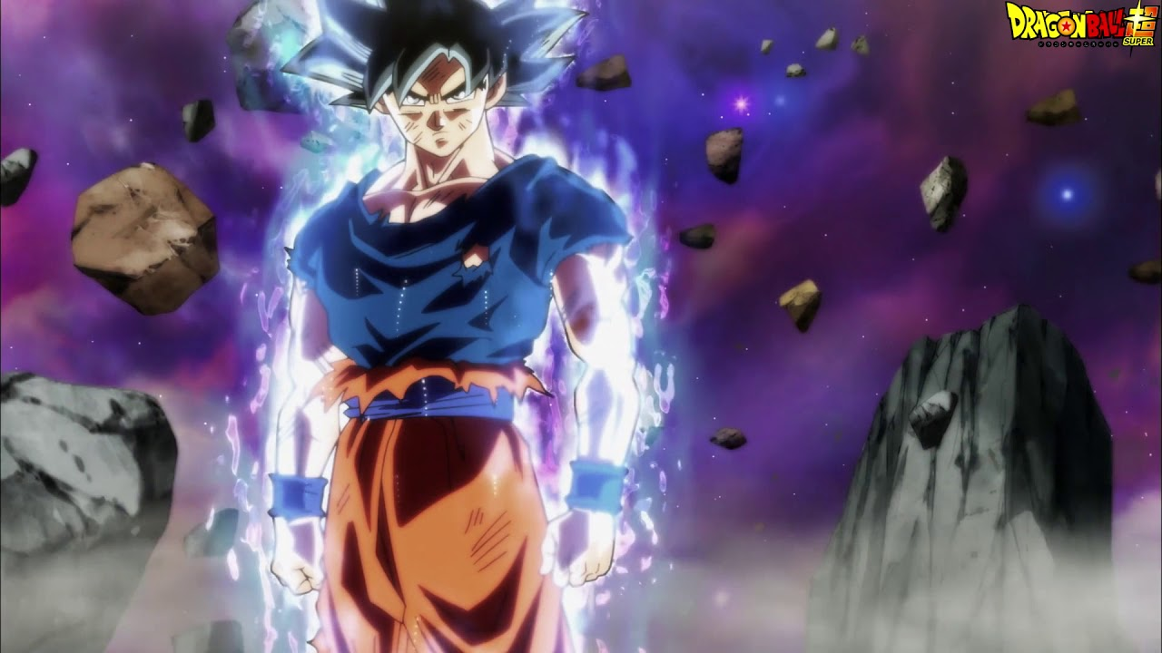 #8 Live wallpaper - Goku ultra instinct (PC wallpaper) - YouTube