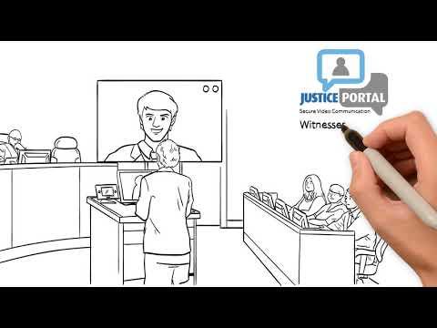 Justice Portal Explainer Video