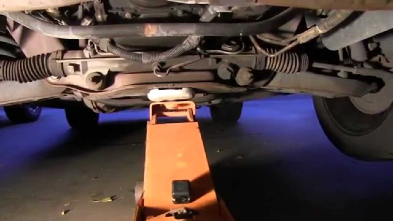 2004 ford mustang engine diagram motorcycle electrical wiring jack placement jacking up the front end of a gt - youtube