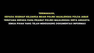 Lagu Untuk Ayah Mampu Membuat Polisi Sedih Dan Merinding Kapolda Jabar dan Kapolres Majalengka