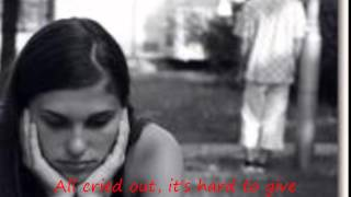 All cried out - Alison Moyet