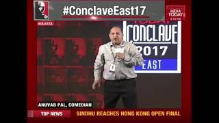 Anuvab Pal Stand Up Comedy On Being A Bengali : Rising Above Stereotypes | India Today Conclave East