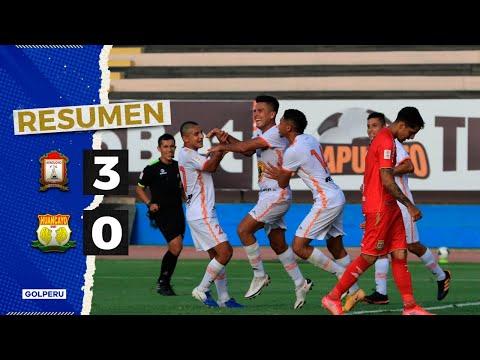 Ayacucho Sport Huancayo Goals And Highlights