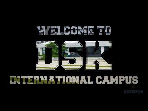 DSK SupInfocom International Campus Montage - Student project