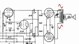 Push Pull Audio Output