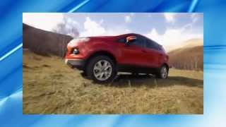 Тест драйв Ford EcoSport