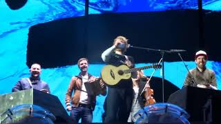 Nancy Mulligan - Ed Sheeran & Beoga - Galway 12/05/18