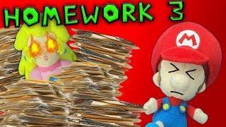 Baby Mario's Homework 3
