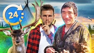 КРАЙНИЙ СЕВЕР БЕЗ ЦЕНЗУРЫ! Убийство ради еды, оленеводы, Ямал