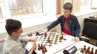 В Верхней Салде прошёл Кубок города по шахматам среди детей