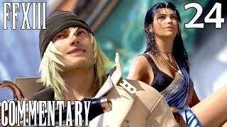 Final Fantasy XIII PC Walkthrough Part 24 - The Cavalry Arrives
