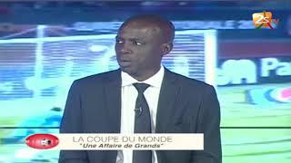 """MIROIR DU 11 MARS 2018 AVEC ADAMA KANDÉ - LA COUPE DU MONDE """"UNE AFFAIRE DE GRANDS"""""""