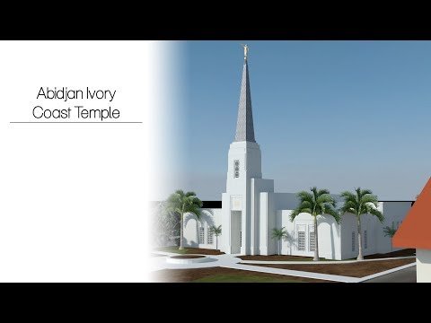Abidjan Ivory Coast Temple (1st Draft)
