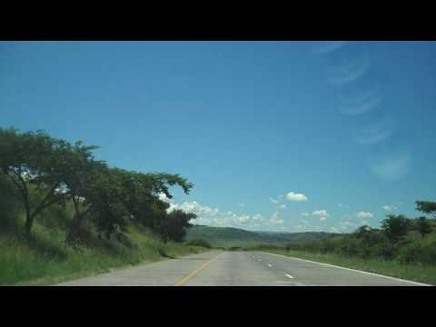 Driving in South Africa from Durban (#2)