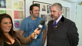 PHILL JUPITUS AND JASON MANFORD ON STV - HAYLEY MATTHEWS